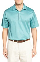 Peter Millar 'Subconscious' Stripe Golf Polo