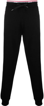Moschino Loungewear Tapered Trousers