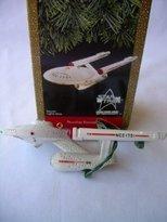 Hallmark Star Trek Starship Enterprise (Saucer Lights Blink)