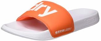 Superdry Men's Pool Slide Open Back Slippers