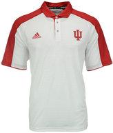 adidas Men's Indiana Hoosiers Sideline Polo Shirt