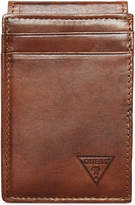 GUESS Naples Front-Pocket Men's Leather Wallet