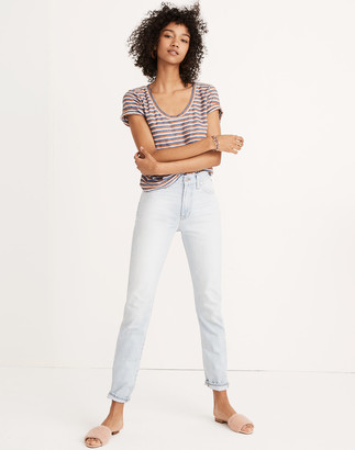 Madewell The Perfect Vintage Jean in Fitzgerald Wash