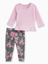Splendid Baby Girl Allover Printed Pant Set