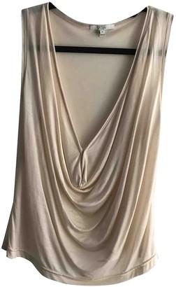 Dagmar Ecru Cotton Top for Women