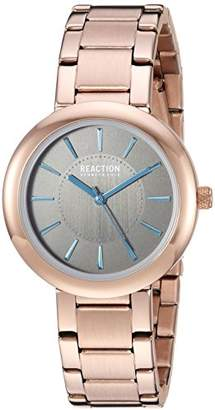 Kenneth Cole Reaction Women's Analog-Quartz Watch with Stainless-Steel Strap