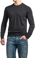 Cullen C89men Merino Wool Sweater - Crew Neck (For Men)