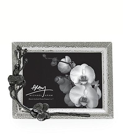 Michael Aram Black Orchid Frame