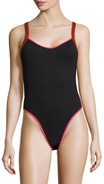 L-Space Flash One Piece Swimsuit