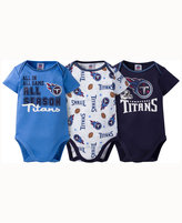 Gerber Babies' Tennessee Titans 3-pack Bodysuit