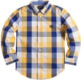 Chaps Boys 4-7 Woven Buffalo Check Button-Down Shirt