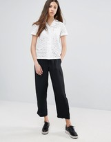 YMC Cropped Tailored Pants