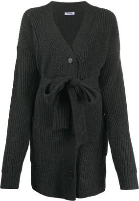 P.A.R.O.S.H. Belted Cardi-Coat