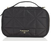Infant Twelvelittle Water Resistant Nylon Diaper Clutch - Black