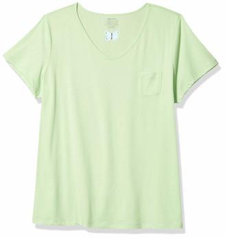 Jockey Women's Cotton Jersey Short Sleeve Tee
