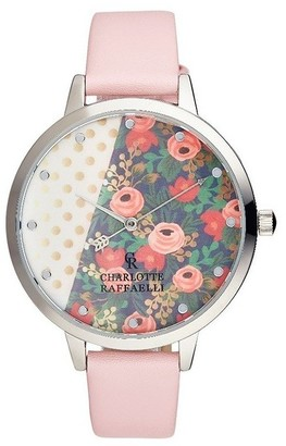 Charlotte Raffaelli Unisex-Adult Stainless Steel Watch Strap CRF025