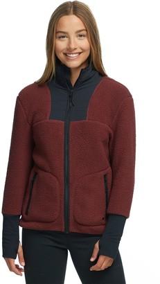 Backcountry Sherpa Fleece Jacket - Women's