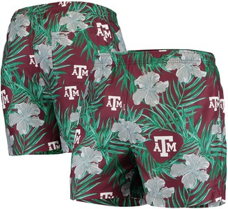 Men's Maroon Texas A&M Aggies Swimming Trunks