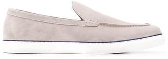 Fratelli Rossetti Plain Round-Toe Loafers