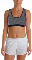 Puma Pua Woens Free Run Sealess Lightly Padded Sports Bra