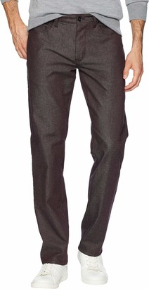 Perry Ellis Men's Slim Fit Slubbed Stretch Denim Pant