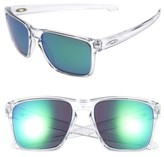 Oakley Men's Sliver Xl 57Mm Sunglasses - Clear