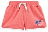 Animal Pink Sweat Shorts