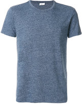 Closed plain T-shirt