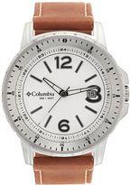 Columbia Men's Ridgeback Leather Watch - CA025-200