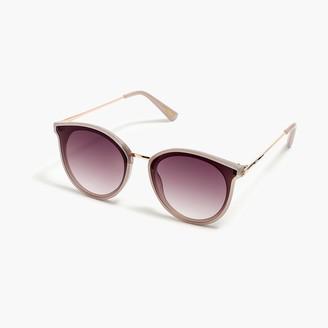 J.Crew Double-shade sunglasses