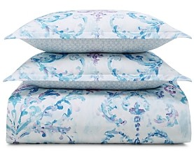 Sky Vienne Duvet Cover Set, Full/Queen