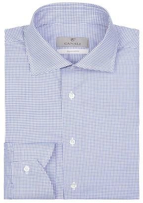 Canali Impeccable Check Shirt