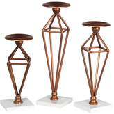 Privilege Tapered Candleholders (Set of 3)