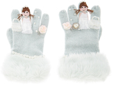 Monsoon Pearl Princess Novelty Gloves