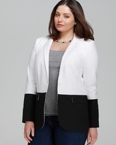 MICHAEL Michael Kors Color Block Blazer