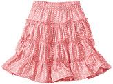 Hanna Andersson Charming Dot Twirly Skirt