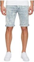 Calvin Klein Jeans Purple Dusk Denim Shorts