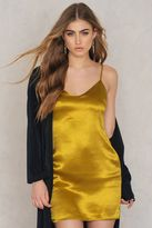 Glamorous Satin Cami Dress