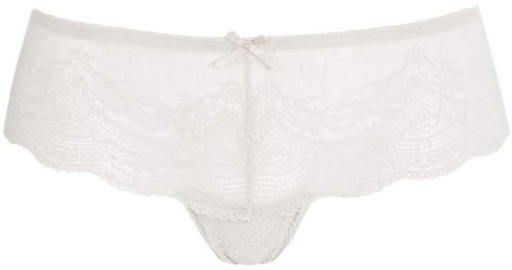 Topshop Deep Lace Panties