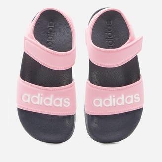 adidas Girls Adilette Sandals