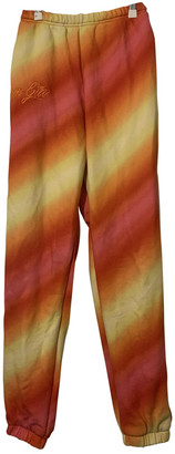 I.AM.GIA Multicolour Cotton Trousers