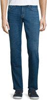 J Brand Kane Straight-Leg Denim Jeans, Castula