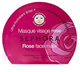 Sephora Face Mask - Rose