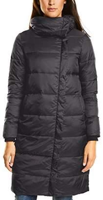 Street One Women's 100325 Coat, (Black 10001)
