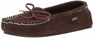 Lamo Women's Dawn Moccasin Chocolate 6 M US