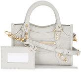 Balenciaga Classic Nano City bag - women - Leather - One Size