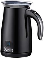 Dualit Black Steel Milk Frother