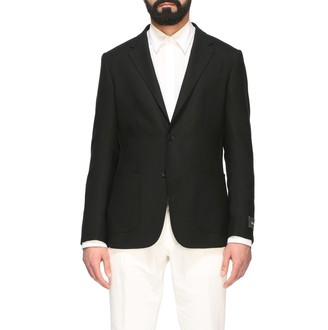 Ermenegildo Zegna Blazer Techno-wash Go Wool Jacket