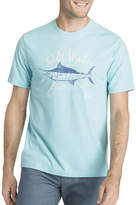 Izod Graphic Tee Short Sleeve Graphic T-Shirt