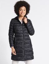 Marks and Spencer Down & Feather Padded Jacket with StormwearTM